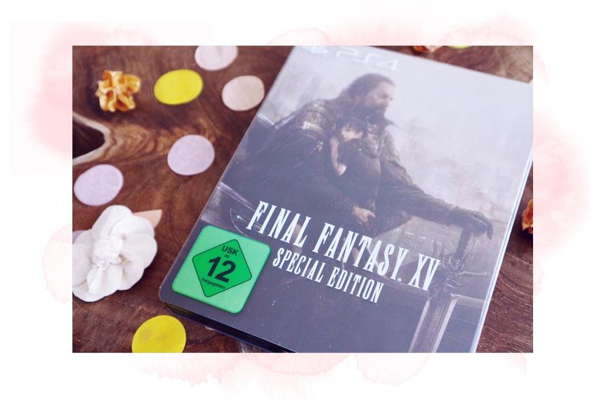 Auf ein eine neue Welt - Final Fantasy XV