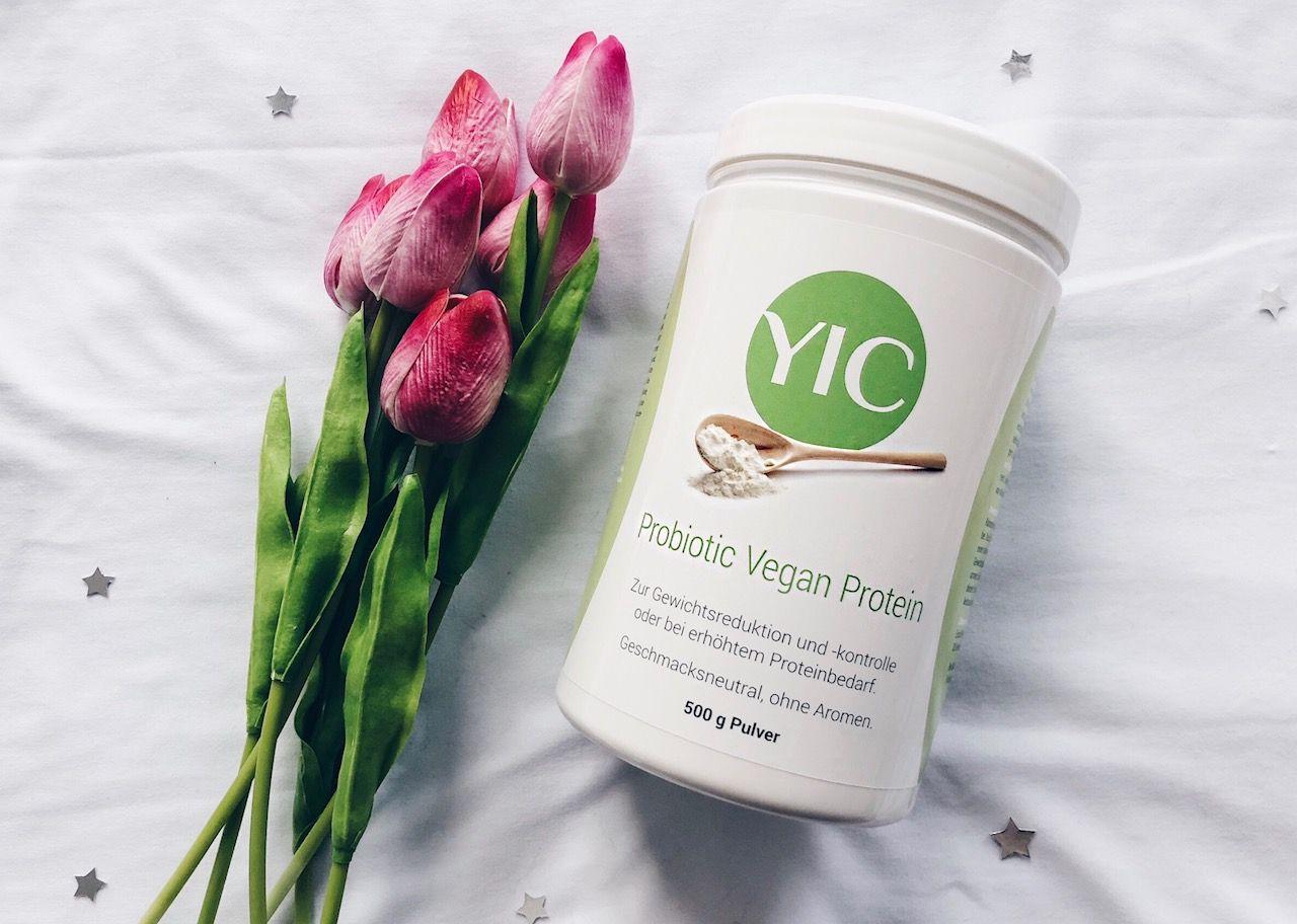 YIC Probiotic Vegan Protein