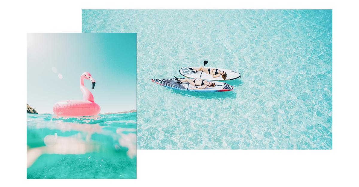 Drei Arten Urlaub zu machen