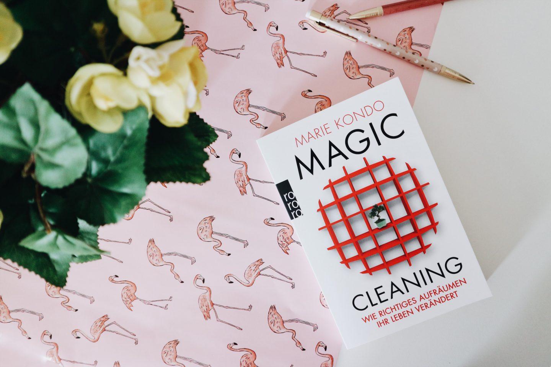 Buchtipps für den Mai - Magic Cleaning, Aufräumen
