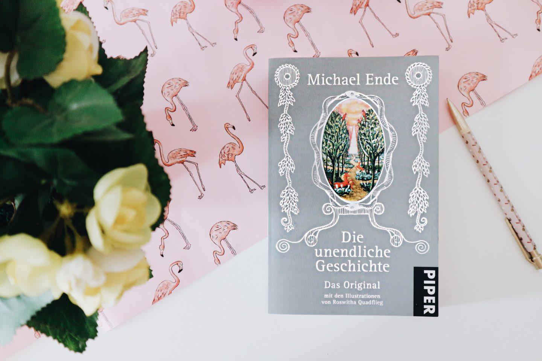 Buchtipps für Mai - Die unendliche Geschichte von Michael Ende