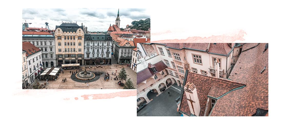 48 Stunden in Bratislava - Die Altstadt