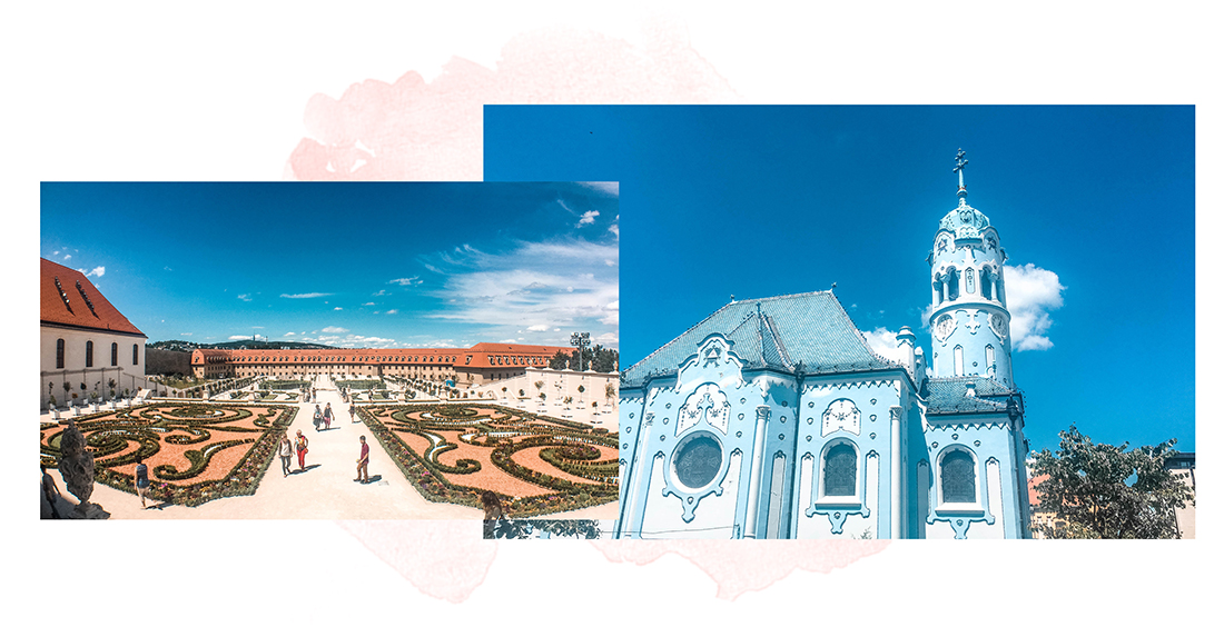48 Stunden in Bratislava - Blue Church