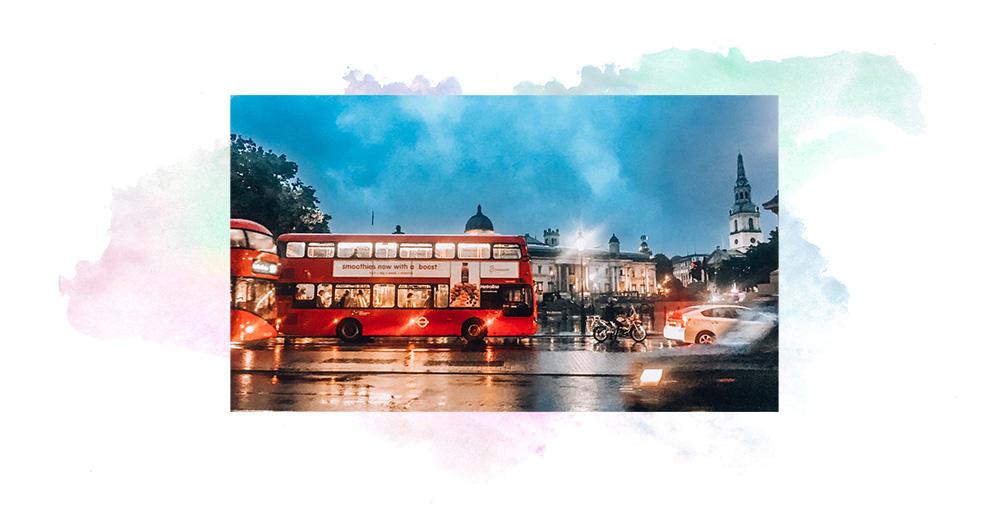 Reise ins Ungewisse - London