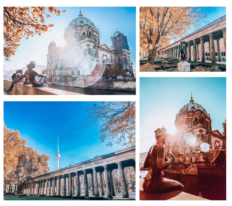 Low Budget nach Berlin - Museumsinsel und Berliner Dom