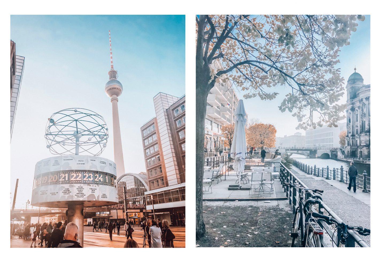 Mit kleinem Budget nach Berlin Fernsehturm