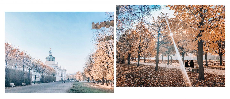Schloss Charlottenburg Park Berlin