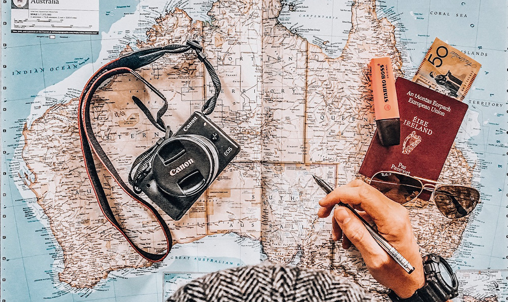 Geschenkeguide für Weltenbummler – 10 Geschenkideen für's Reiseherz