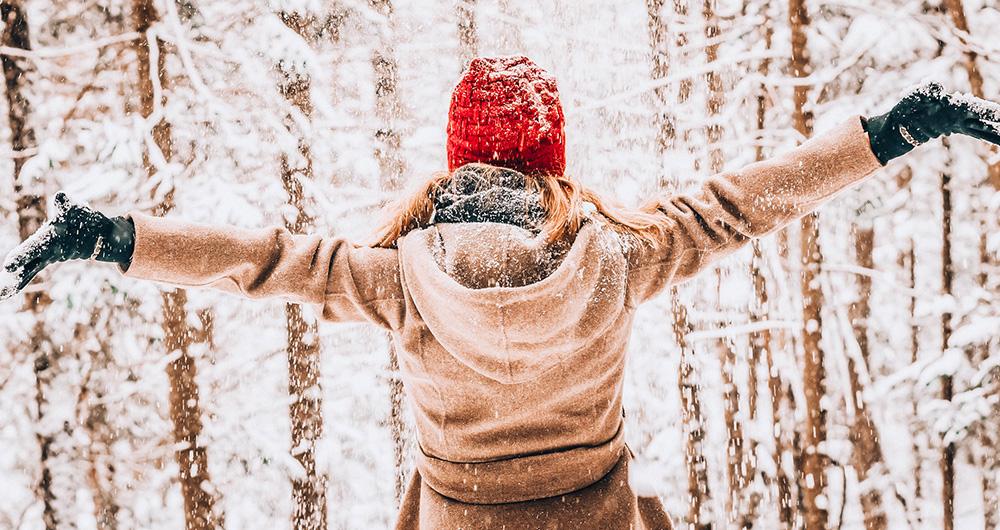 Raus aus dem Winterblues – So wird der Winter zur besten Jahreszeit!