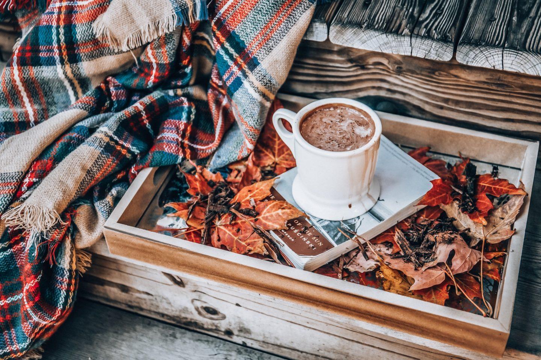 Herbstvorfreude