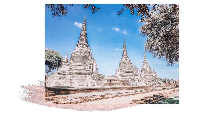 Reiseapotheke für Thailand