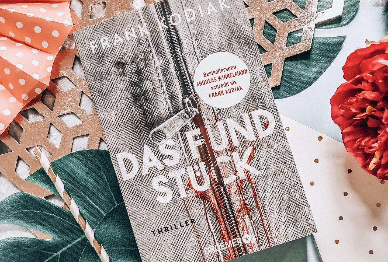 Das Fundstück, Frank Kodiak, Thriller Empfehlungen